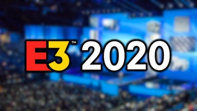 E3 2020 CORONA YÜZÜNDEN İPTAL EDİLDİ