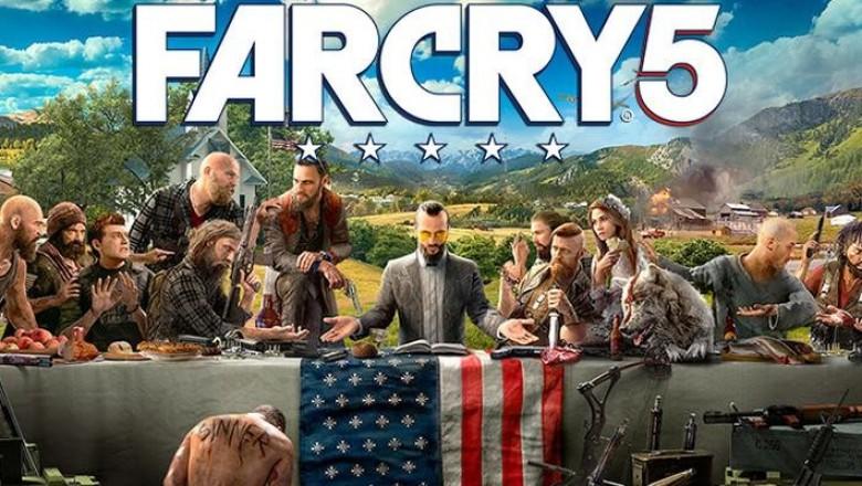 Far Cry 5 Ücretsiz Oynanabilir Hale Geldi