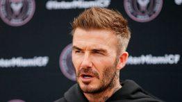 David Beckham Espor Takımına Ortak Oldu!