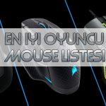 En iyi Oyuncu Mouse Listesi