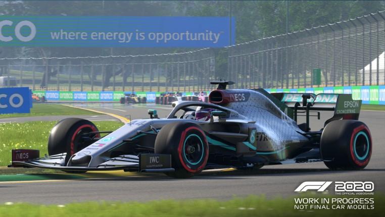 F1 2020 10 Temmuz'da Geliyor!