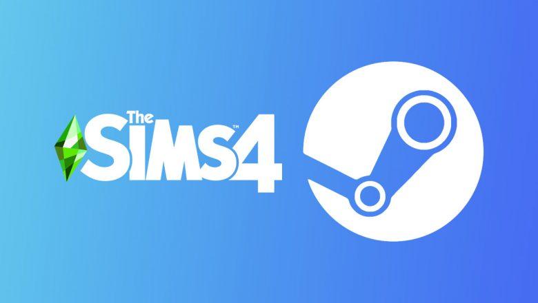 Sims 4 Steam'e Geldi!