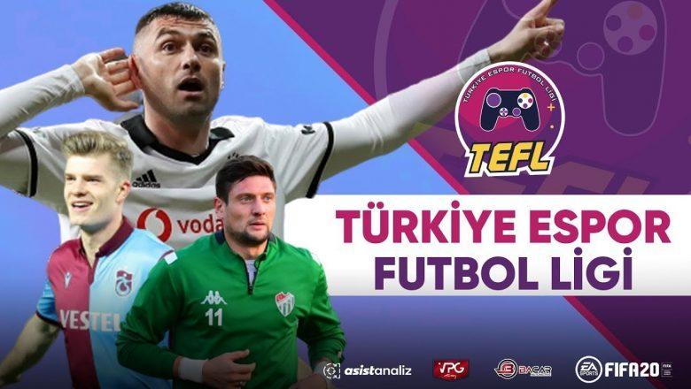Türkiye Espor Futbol Ligi Nedir?