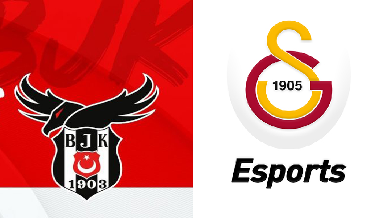 VFŞL Beşiktaş Esports- Galatasaray Esports Derbisi !