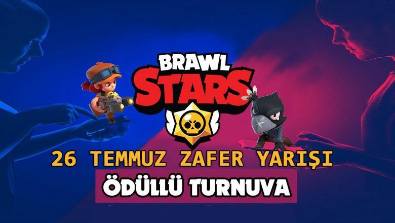 Brawl Stars Zafer Yarışı Turnuvası
