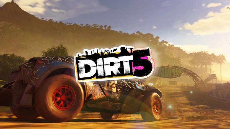 DiRT 5, PS5 Sürümü'ne Ücretsiz Yükseltilecek!