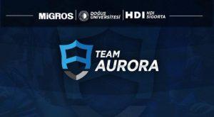 Team Aurora Patronu Doğan Dirim