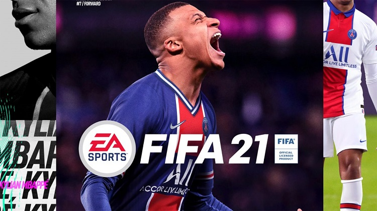 FIFA 21 Kapak Yıldızı Mbappe Oldu!