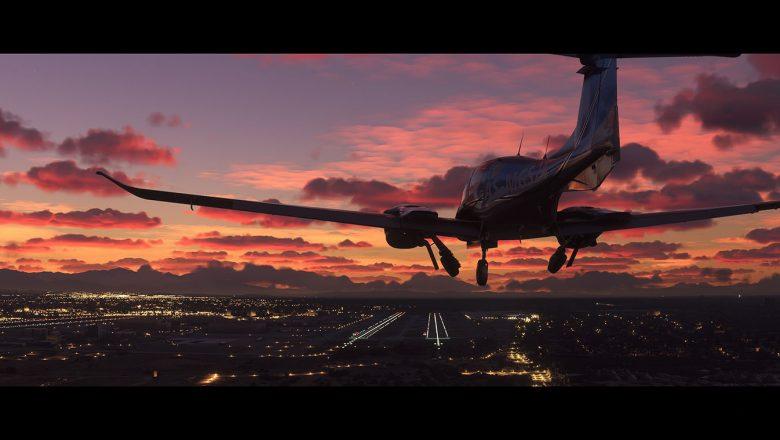 Microsoft Flight Simulator 2020, Fiziksel Olarak Disk Üzerinde'de Gelecek
