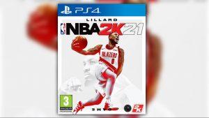 NBA 2K21 Kapak Yıldızı