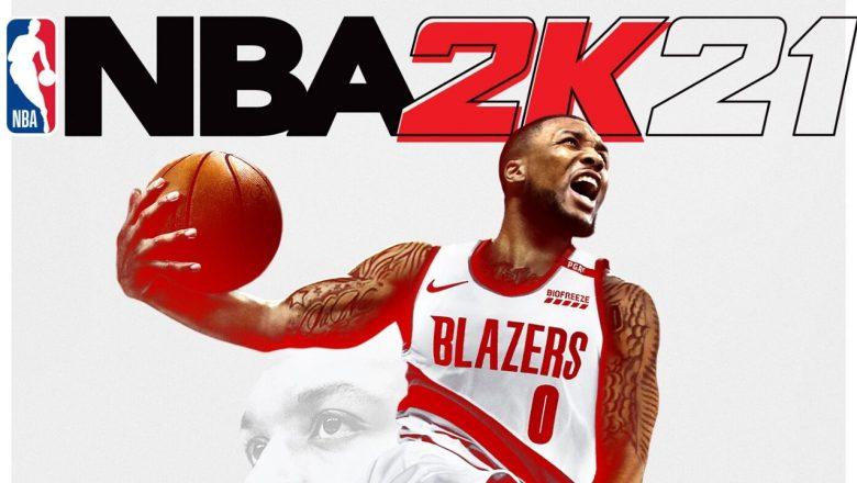 NBA 2K21 Kapak Yıldızı Damian Lillard