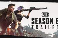 PUBG 8.Sezon PC'de Yayınlandı