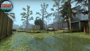 Swamp Haritası