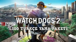 Watch Dogs 2 Türkçe Yama