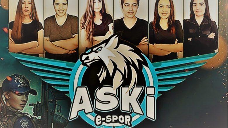 ZULA Kadınlar Ligi Şampiyonu ABB ASKİ Espor Oldu!