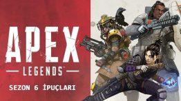 Apex Legends Sezon 6 İpuçları-Yeni Karakter Geliyor!