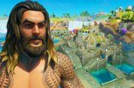 Atlantis,Yeni Mercan Kalesi Noktası ile Fortnite'a Geldi
