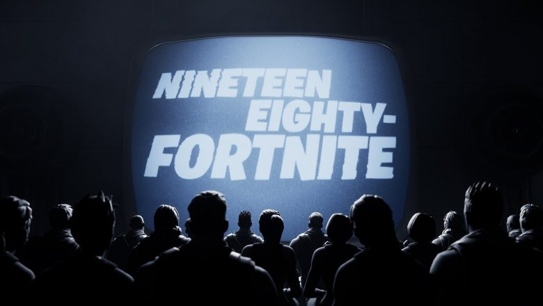 Epic Games, Fortnite Etkinliğinde Apple'a Gönderme Yaptı #FreeFortnite