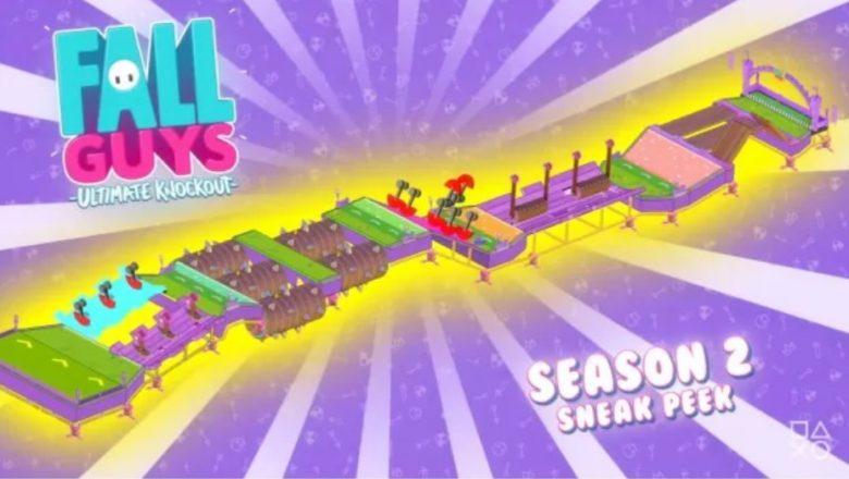 Fall Guys 2.Sezon Resmen Açıklandı!