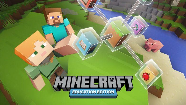 Minecraft: Eğitim Sürümü Artık Chromebook'larda Kullanılabilir