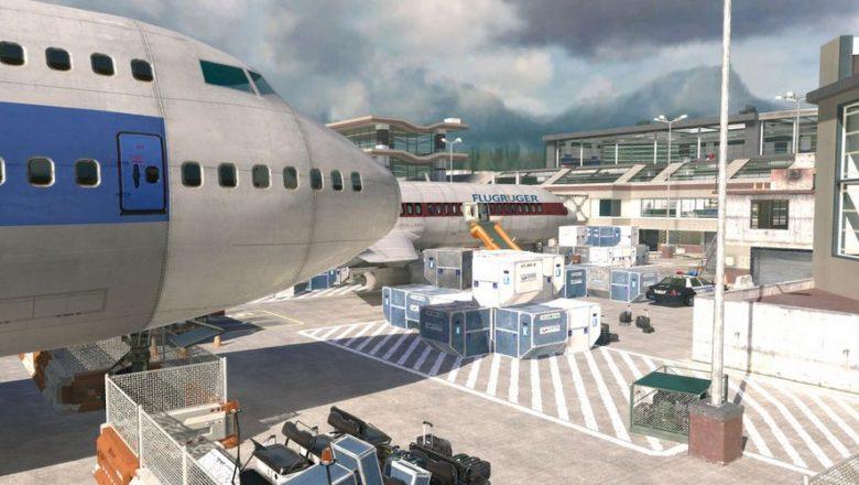 Terminal Haritası 9.Sezonda COD Mobile'a Gelmeyecek