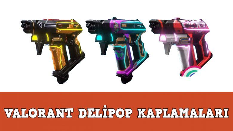 VALORANT Delipop Kaplamaları Geliyor!