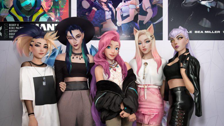 League of Legends K / DA, Seraphine ile Yeni Şarkıyı Doğruladı!