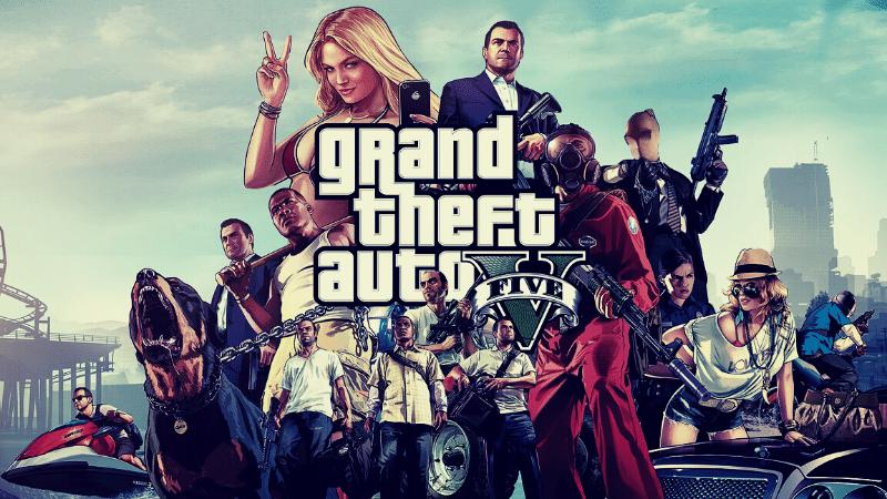 GTA 5 Oyundan Atma