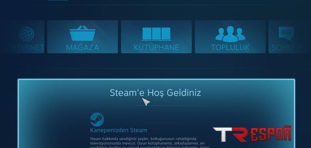 Steam Alternatif Çözüm 4