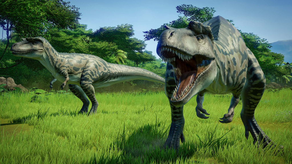 Jurassic Park Evolution İnceleme